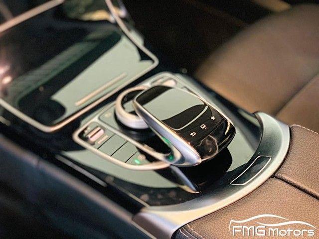 Mercedes-Benz C-180 1.6 TURBO FLEX 2016 - 46.000km - Foto 19