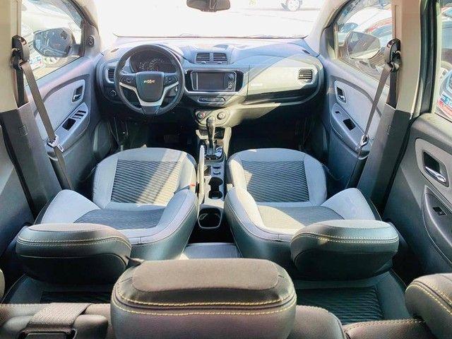 SPIN 2018/2019 1.8 ACTIV7 8V FLEX 4P AUTOMÁTICO - Foto 8