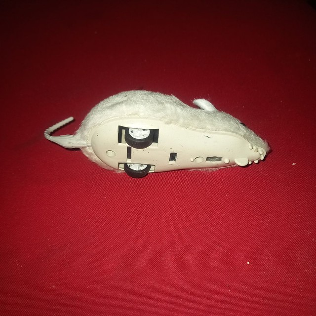 Ratinho fricção brinquedos gato  - Foto 6