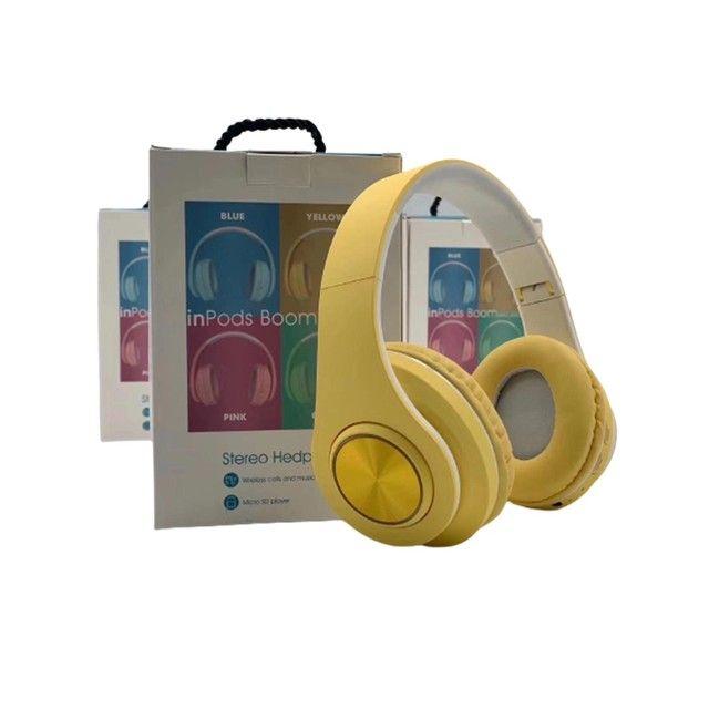 Headphone Boom bluetooth  - Foto 3