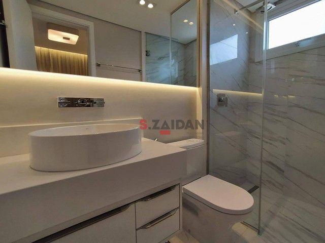 Apartamento com 2 dormitórios à venda, 92 m² por R$ 640.000,00 - Alto - Piracicaba/SP - Foto 12