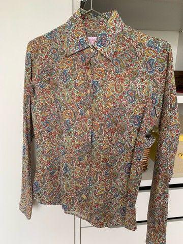 Camisa Dudalina original tam. 36 - Foto 4