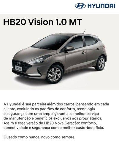 Hyundai HB20 Vision 2021/2022 Okm !!! - Foto 8