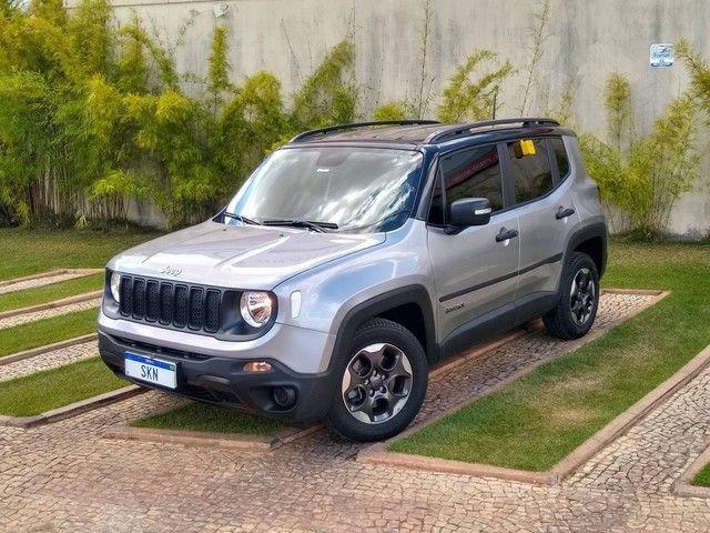RENEGADE 2018/2019 1.8 16V FLEX 4P AUTOMÁTICO