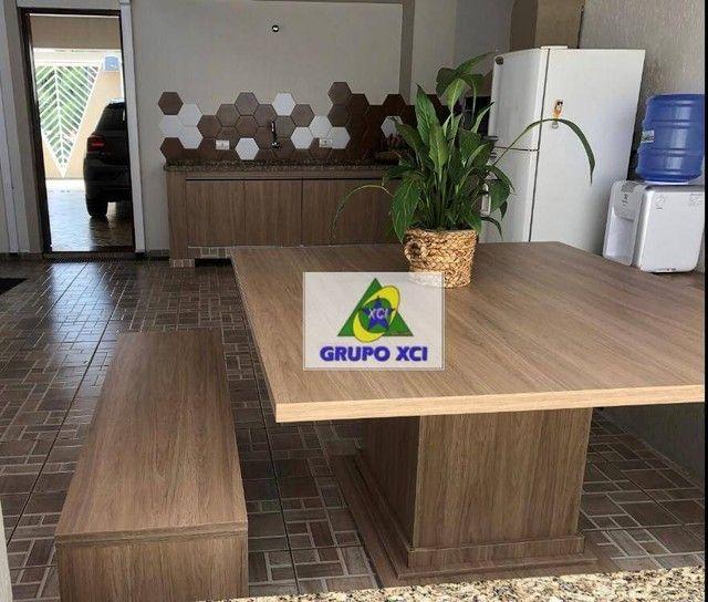 Casa com 3 dormitórios à venda, 140 m² por R$ 755.000 - Jardim Chapadão - Campinas/SP - Foto 10