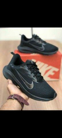 Vendo tênis nike running e nike core ( 120 com entrega) - Foto 5