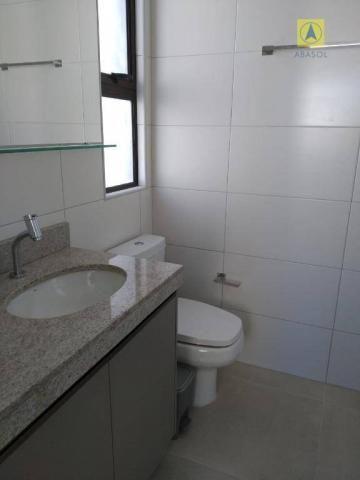 Beach Class - 26° andar - Apartamento mobiliado - Boa viagem - Recife - Foto 10