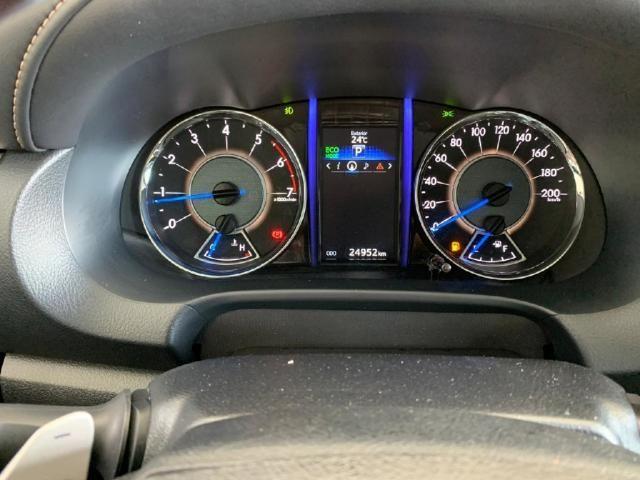 Toyota Hilux Sw4 2.7 SRV 7 LUGARES 4X2 16V FLEX 4P AUTOMATICO - Foto 14