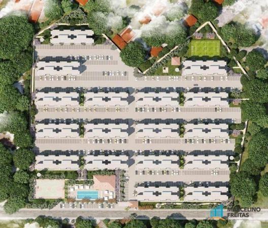Apartamento com 2 dormitórios à venda, 49 m² por R$ 177.235,00 - Centro - Eusébio/CE - Foto 4