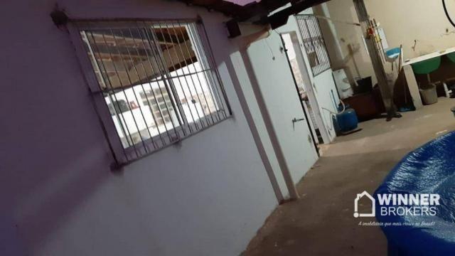 Casa com 3 dormitórios à venda, 100 m² por R$ 180.000,00 - Cohab Primavera - Várzea Grande - Foto 10
