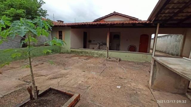 Casa com 3 dormitórios, 189 m² - venda por R$ 230.000,00 ou aluguel por R$ 1.200,00/mês -  - Foto 15