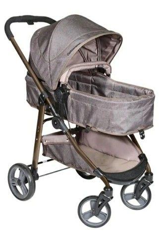 Vendo kit carrinho de bebê galzerano  - Foto 3