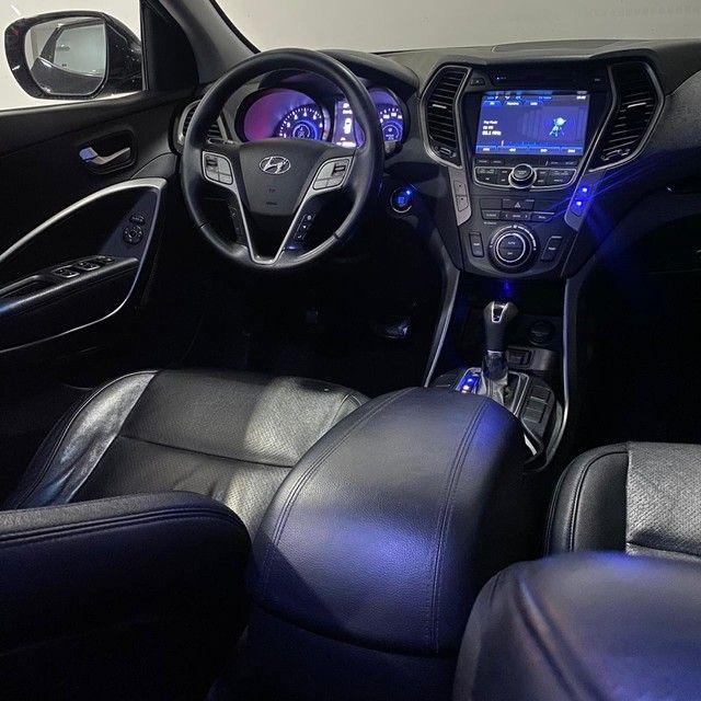 Hyundai Santa Fe 3.3 V6 2014  - Foto 8