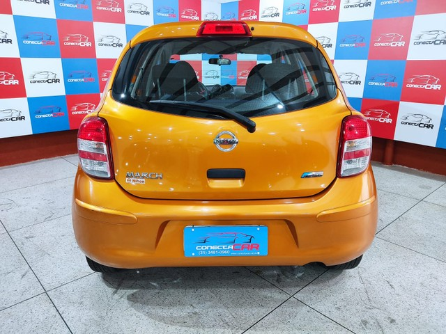 Nissan March 1.6 16V S (Flex) - Foto 3