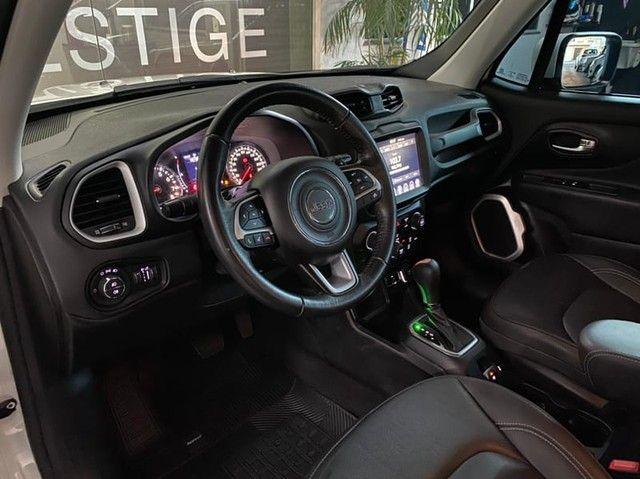 Jeep Renegade Longitude 1.8 Flex At Mod 2019 Km 34.000 Impecável Prestige Automóveis - Foto 9