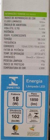 LAMPADA TUBULAR LED - Foto 4