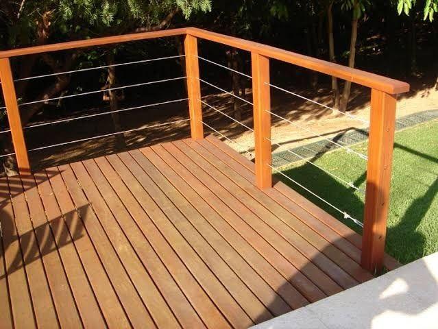 Deck de madeira  - Foto 4