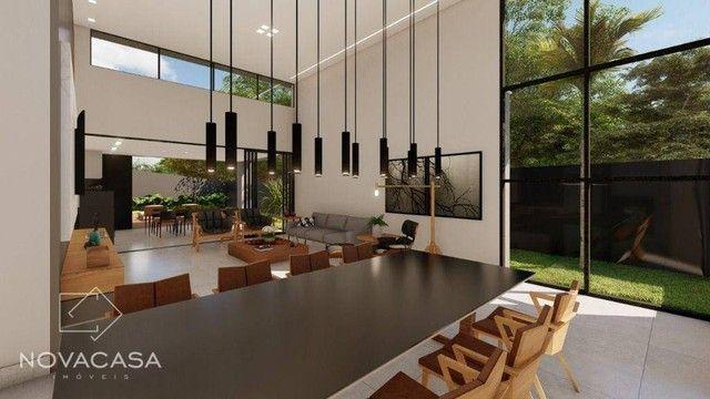Casa com 4 dormitórios à venda, 318 m² por R$ 1.990.000,00 - Alphaville Lagoa dos Ingleses - Foto 5