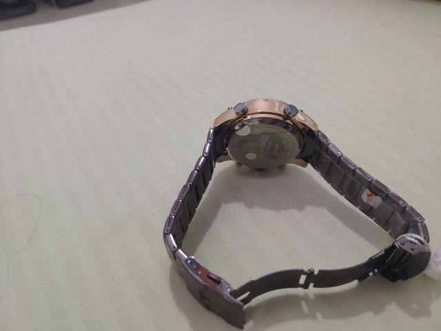 Relógio novo nunca usado  - Foto 6