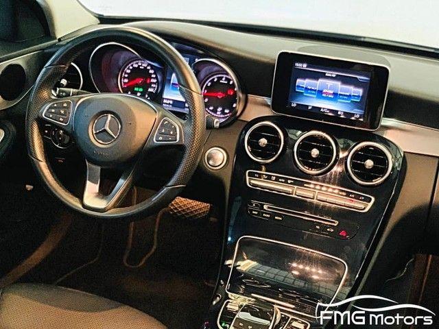 Mercedes-Benz C-180 1.6 TURBO FLEX 2016 - 46.000km - Foto 17