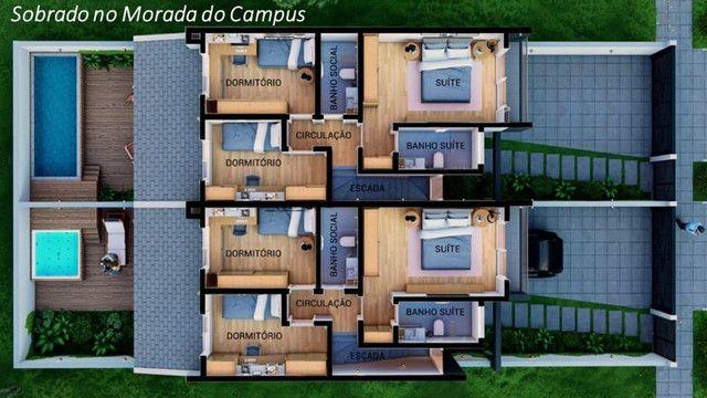 51034- Sobrado 3 dormitórios com suíte no Igara, em Canoas, Morada do Campus - Foto 8