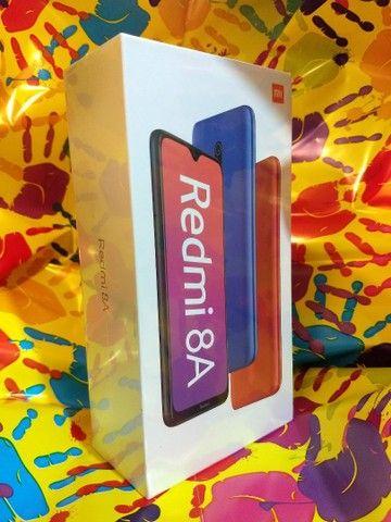 Redmi 8A Sunset Red- Cor vermelho - Foto 3