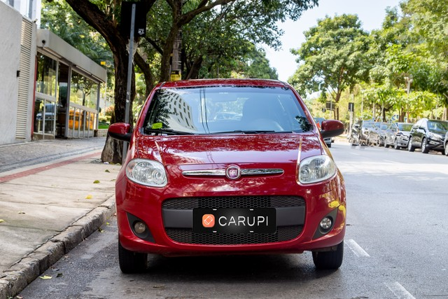 Fiat Palio Attractive 1.0 Evo (Flex) - Foto 2
