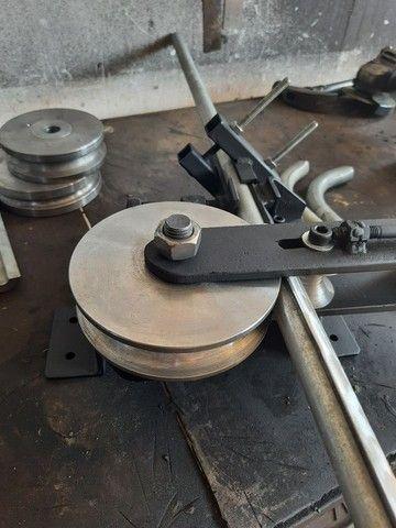 Calandras e curvadoras Steelmec Metalúrgica  - Foto 3