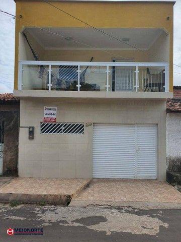 Casa com 2 dormitórios à venda, 100 m² por R$ 255.000,00 - São Bernardo - São Luís/MA