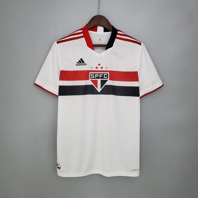 Camisa do São Paulo n° 1 Premium