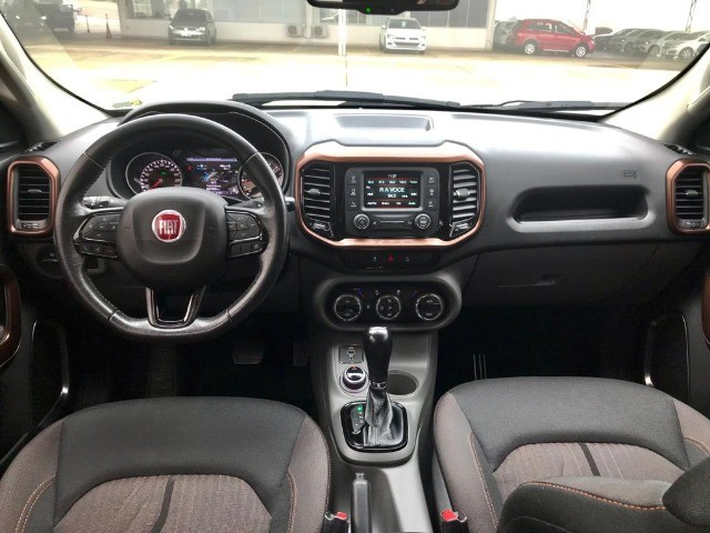 Fiat Toro Volcano AT9 2018 Diesel 4x4 com apenas 67.000 KM  - Foto 9