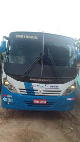 Ônibus rodoviário mercedes Benz of 1418 - Foto 3
