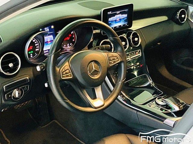 Mercedes-Benz C-180 1.6 TURBO FLEX 2016 - 46.000km - Foto 15