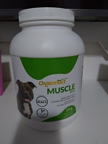 Suplemento Muscle Dog Organnact 1Kg<br><br>