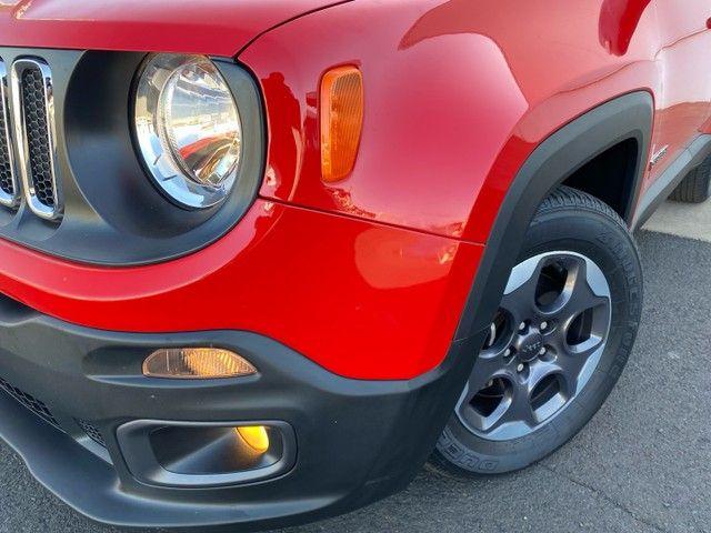 Renegade 1.8 Sport automático flex  - Foto 10