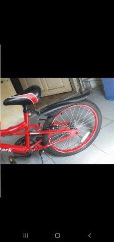 Vendo bicicleta Monark  - Foto 3