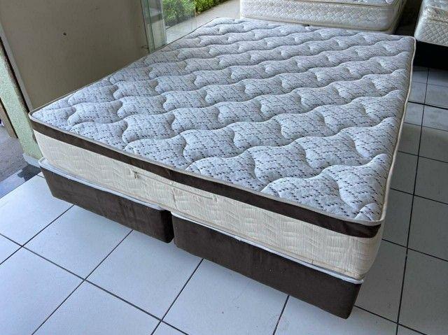 top cama box queen size  - Foto 3
