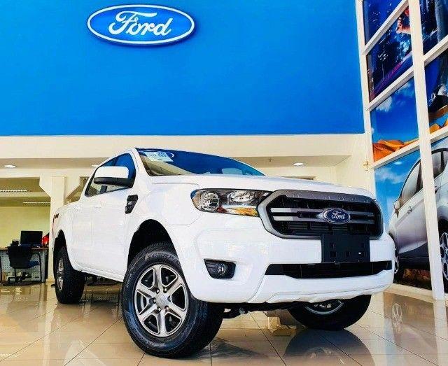 Ford Ranger 2.2 XLS cd 2021/2022 0km - Foto 7