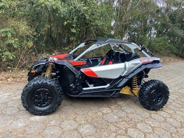 utv quadriciclo can am maverick x3 xrs 1000 turbo 2018 ( 172HP )  - Foto 12