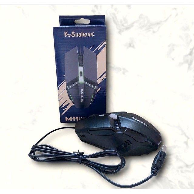 ???PROMOÇÃO?? Mouse gamer M11 RGB - Foto 4