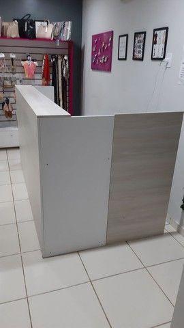 Balcão/Caixa vendo super funcional. - Foto 6