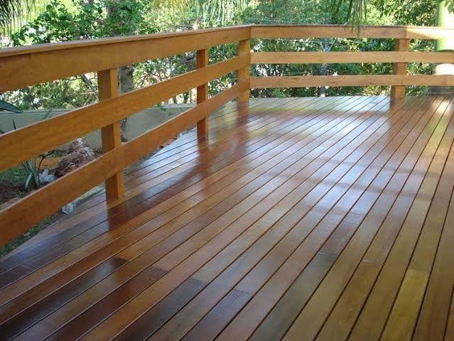 Deck de madeira  - Foto 5