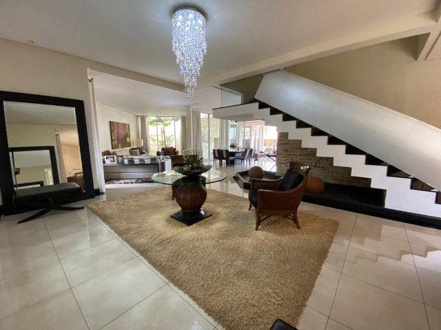 Mansão de 750m² no condomínio Alphaville ipês - Foto 9