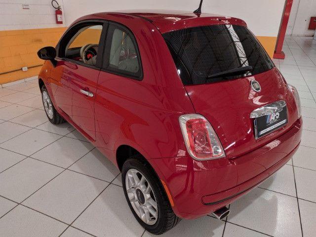 FIAT/ 500 Cult 1.4 2012 Mecânico - Foto 5