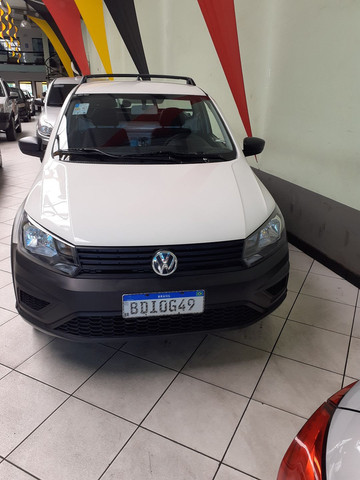 Vw saveiro 1.6 - Foto 2