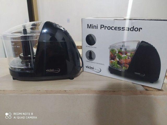 Mini processador vicini - Foto 3