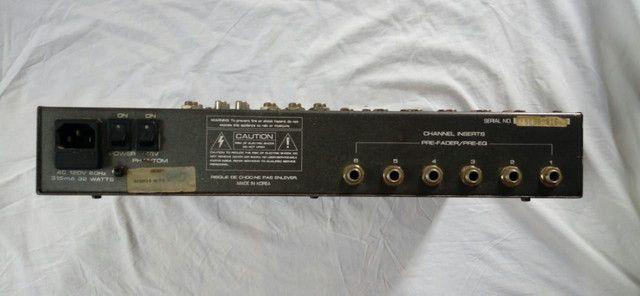 Mesa de som 14 canais com Phantom Power  - Foto 2