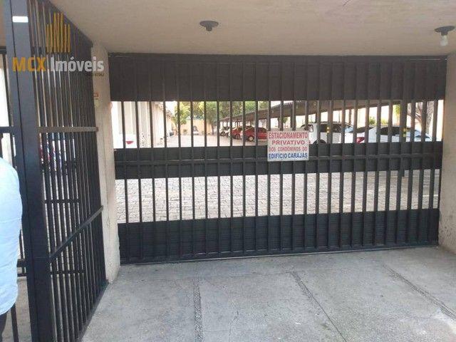 Apartamento com 4 dormitórios à venda, 106 m² por R$ 320.000,00 - Jacarecanga - Fortaleza/ - Foto 6