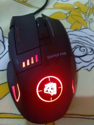 Mouse Gamer Sniper Pro - Foto 3