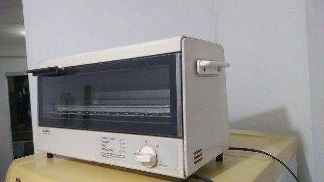 Vendo este forno elétrico Sharp